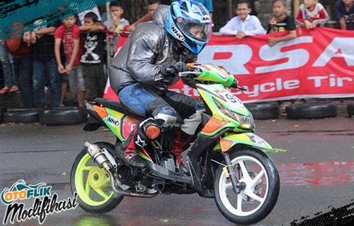 honda beat road race 130cc