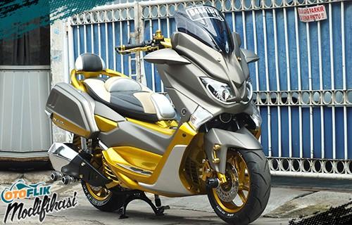 modifikasi yamaha nmax 150cc
