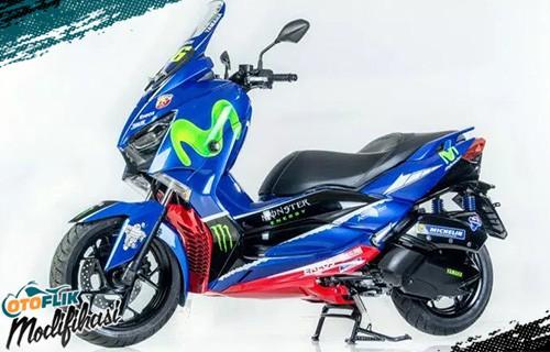 modifikasi yamaha xmax 250 cc