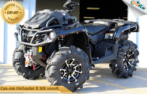 Can-Am Outlander X MR 1000R