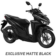 All New Honda Vario 150 Exlusive Matte Black