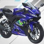 All New Yamaha R15 Movistar