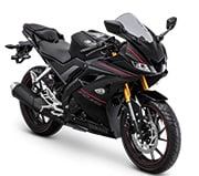 All New Yamaha R15 Racing Black
