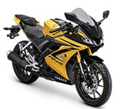 All New Yamaha R15 Racing Yellow
