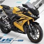 All New Yamaha R15 Terbaru