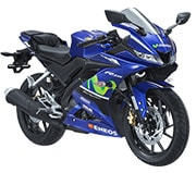 All New Yamaha R15 Yamaha Movistar Livery