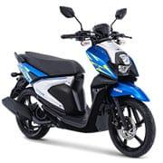 All New Yamaha X-Ride 125 Dynamic Blue
