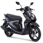 All New Yamaha X-Ride 125 Exclusive Black