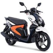 All New Yamaha X-Ride 125 Freedom White