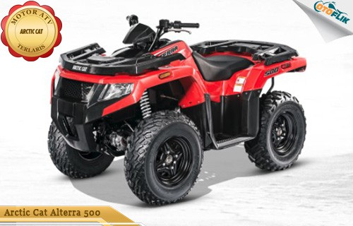 Arctic Cat Alterra 500