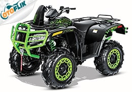 Arctic Cat Alterra MudPro 700 LTD