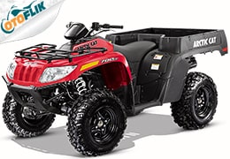 Arctic Cat Alterra TBX 700