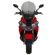Benelli New Caffenero Red