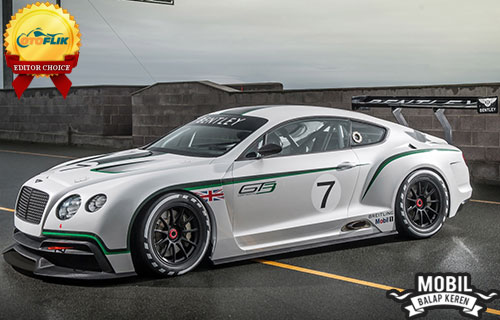 Bentley Continental GT3 Racer