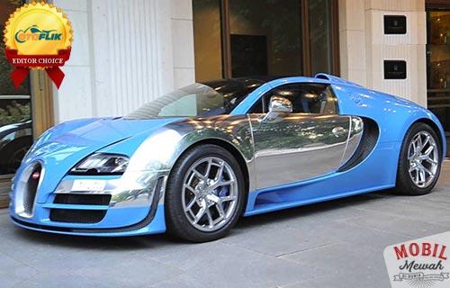 Bugatti Veyron Meo Constantini