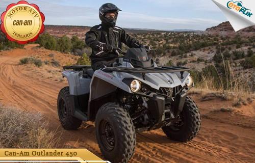 Can-AmOutlander 450