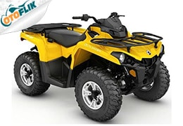 Can-Am Outlander DPS 450