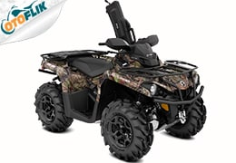 Can-Am Outlander Mossy Oak Hunting Edition