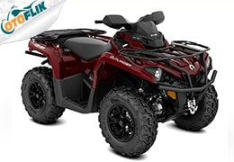 Can-Am Outlander XT 570