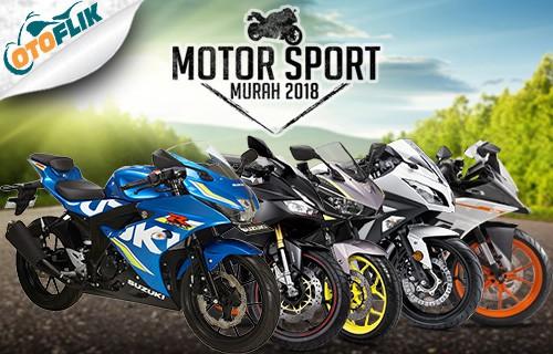 Daftar Harga Motor Sport Murah 2018