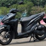 Desain All New Honda Vario 150 Exclusive Matte Black