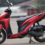 Desain All New Honda Vario 150 Exclusive Matte Red