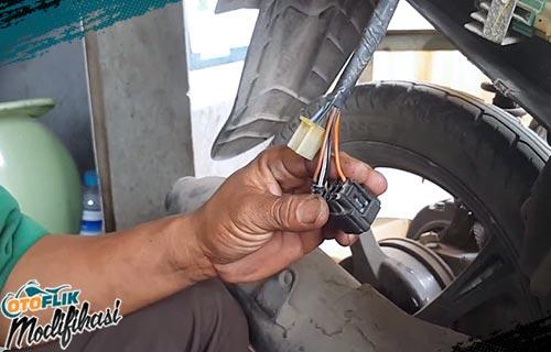 Ganti CDI Motor