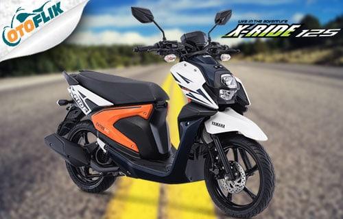 HargaAll New Yamaha X-Ride 125