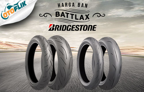 Harga Ban Battlax Bridgestone