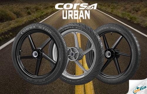 Harga Ban Corsa Urban