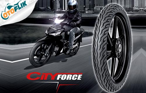 Harga Ban FDR City Force