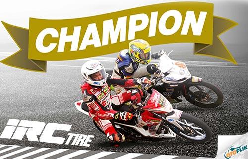 Harga Ban IRC Motor Kompetisi