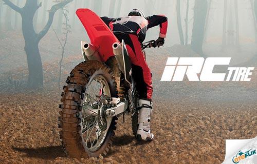 Harga Ban IRC untuk Motor Trail
