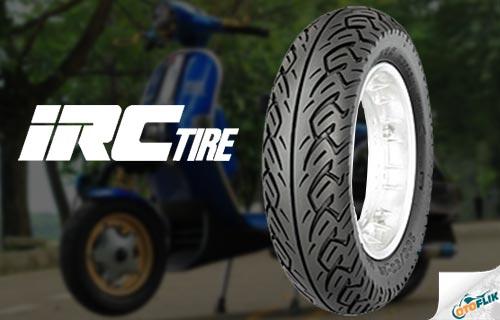 Harga Ban IRC untuk Motor Vespa