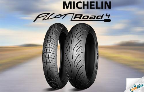 Harga Ban Michelin Pilot Road 4