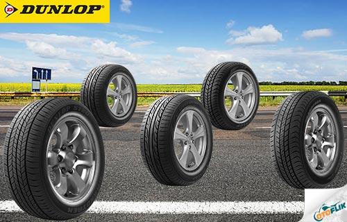 Harga Ban Mobil Dunlop Rp 1 Jutaan