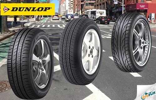 Harga Ban Mobil Ring 14 Dunlop