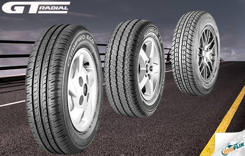 Harga Ban Mobil Ring 14 GT Radial