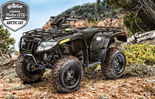 Harga Motor ATV Arctic Cat Terbaru