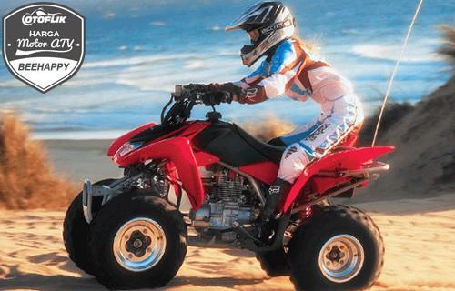 Harga Motor ATV BeeHappy Terbaru