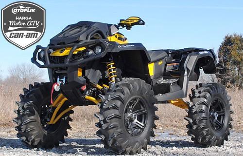 Harga Motor ATV Can-Am Terbaru