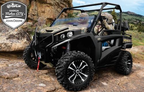 Harga Motor ATV John Deere Terbaru