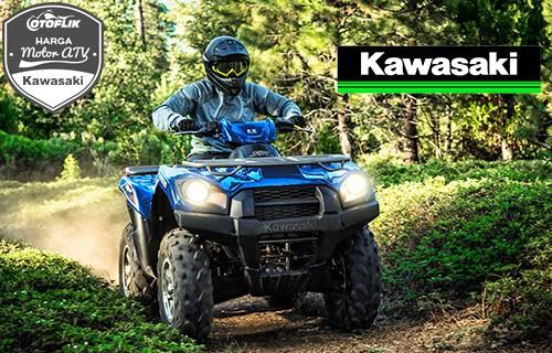 Harga Motor ATV Kawasaki Terbaru