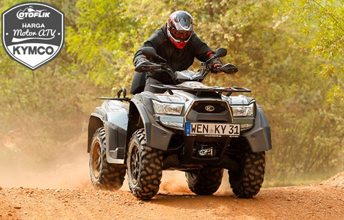 Harga Motor ATV Kymco Terbaru