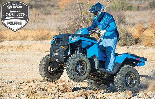 Harga Motor ATV Polaris Terbaru