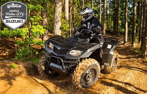 Harga Motor ATV Suzuki Terbaru