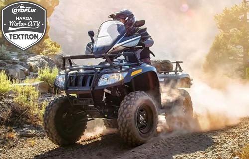Harga Motor ATV Textron Terbaru