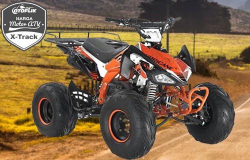 Harga Motor ATV X-Track Terbaru
