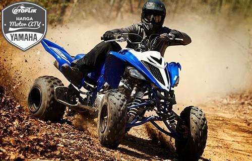 Harga Motor ATV Yamaha Terbaru