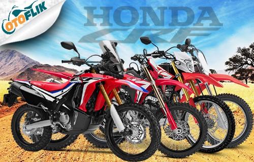 Harga Motor Trail Honda